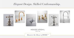 rohl kitchen faucet rohl home bringing authentic luxury to the kitchen and bath
