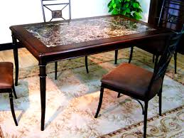 Granite Top Bedroom Furniture Sets by Granite Dining Room Tables And Chairs Stirring Pictures Ideas Chic
