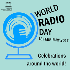 news articles world radio day 2017