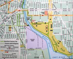 Walking Map Of New York City by Bronx River Greenway Map Soundview Park South Bronx New U2026 Flickr