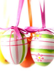 Easter Egg Tree Decorations by Craft Ideas Using Easter Eggs