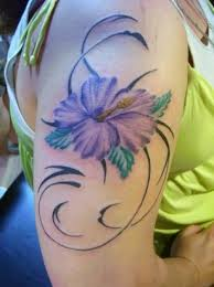 hibiscus flower tattoo designs tattoo ideas pictures tattoo