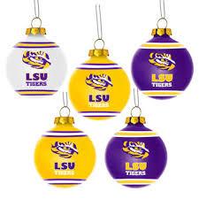 lsu ornaments lsu tigers ornament louisiana state