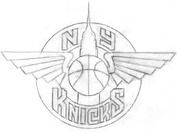 the all star ny knicks logo that should have been