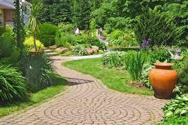 backyard pathway ideas awesome garden path designs peaceful ideas