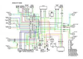 1990 honda nx125 color wiring diagram