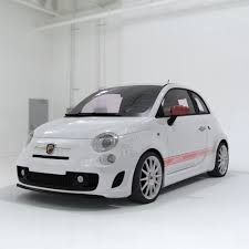 Fiat 500 Abarth White 3d Model Fiat 500 Abarth Ss Esseesse Cgtrader
