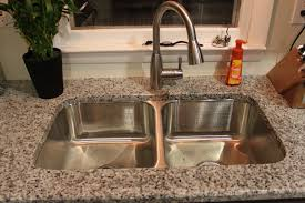Blanco Kitchen Faucet Reviews Blanco Taupe Granite Installed Design Photos And Reviews Granix Inc