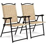 amazon com sling chairs patio lawn u0026 garden