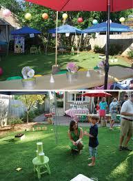backyard carnival image backyard carnival decorating ideas