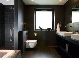 Beige And Black Bathroom Ideas Modern Black Bathrooms Grousedays Org