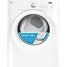 Clothes Dryer Not Drying Well Kenmore 81122 7 0 Cu Ft Electric Dryer W Wrinkle Guard White