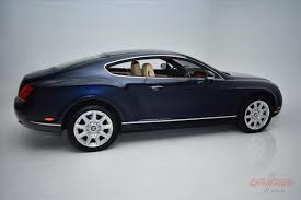 blue bentley blue bentley continental in new york for sale used cars on