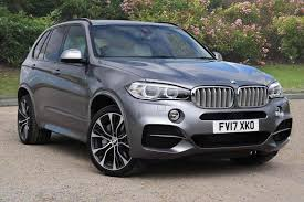 Bmw X5 Grey - bmw x5 diesel xdrive m50d 5dr auto 7 seat for sale at listers