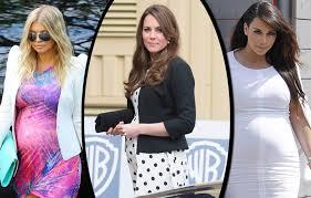 tehotenska moda těhotenská móda podle hvězd inspirujte se i kate pro ženy