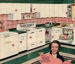 Metal Cabinets Kitchen 25 Best Vintage 50 U0027s Metal Kitchen Cabinets Images On Pinterest