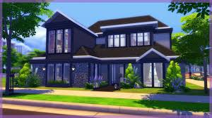 the sims 4 parenthood house build modern family home covet