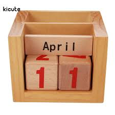 buy wooden perpetual calendar sonomamissionapartments co