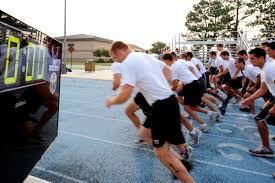 how to pass the service academy cfa military com