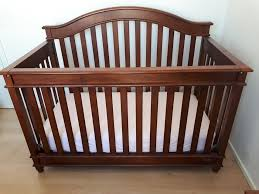 Europa Baby Palisades Convertible Crib Europa Baby Palisades Convertible Crib Cherry Furniture Home