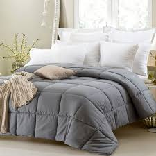 oversized pillows for bed super oversized high quality down alternative comforter fits