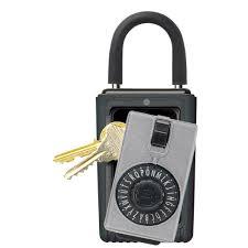 digital key lock box wall mount master lock 3 1 4 in set your own combination wall lock box