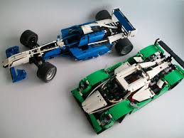 lego porsche minifig scale twohorse602 the lego car blog