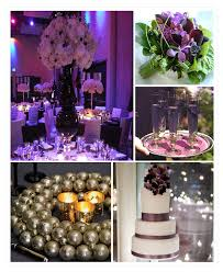 purple wedding centerpieces purple wedding table decorations decoration
