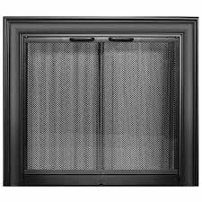 celebrity stock masonry fireplace door northline express
