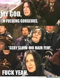 Professor Snape Meme - dafuq snape meme also mod