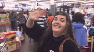 wal mart thanksgiving walmart 1937 thanksgiving black friday 2015 coshocton ohio youtube