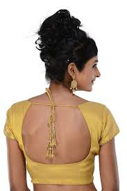 readymade blouses amazon com designer ready made indian sari blouse choli gold