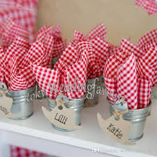 Cheap Favor Ideas For Birthday by Metal Mini Tin Pails Mini Tin Pails Birthday