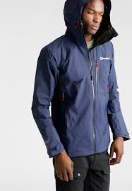 officia men sports berghaus light speed hardshell jacket dusk berghaus