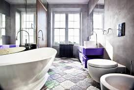 flooring ideas for bathroom 30 master bathrooms with free standing soaking tubs pictures