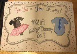 freeport bakery baby gender reveal cakes freeport bakery