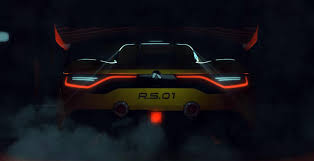 renault sport rs 01 blue new renaultsport r s 01 racer photo and video teased