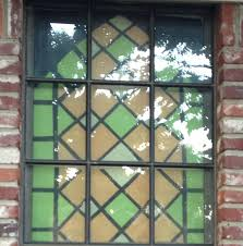 stained glass designs for doors faux stained glass windows southern fried gal