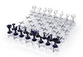 South Carolina travel chess set images Baccarat crystal chess set celebrates its 250th anniversary jpg
