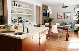 cucine e soggiorno cucina e soggiorno ambiente unico idee e consigli tirichiamo it