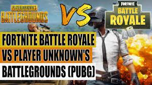 pubg vs fortnite pubg vs fortnite battle royale comparison gaming intel