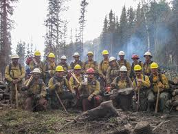 Card Wildfire Alaska by I Found Real Adventure Through Wildland Firefighting