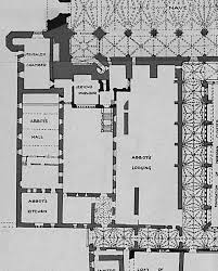 floor plan of westminster abbey architecture