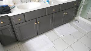 fabulous bathroom cabinets painting ideas pertaining to interior
