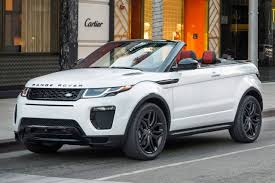 convertible land rover vintage 2017 land rover range rover evoque pricing for sale edmunds