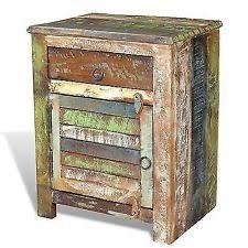 Vintage Bedside Tables Vintage Retro Bedside Tables U0026 Cabinets With 1 Drawer Ebay