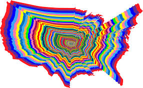us map outline png clipart prismatic us map outline zoom 2