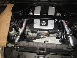 nissan 370z intake manifold z car blog 370z