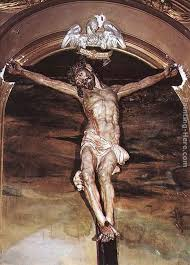 crucifix for sale juan de juni crucifix painting anysize 50 crucifix painting