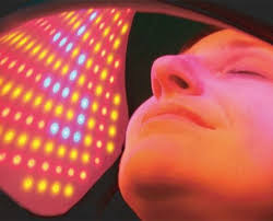 nasa led light therapy the new beauty craze led light therapy good housekeeping